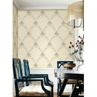 Buy cheap Precision embroidery seamless wall covering from wholesalers