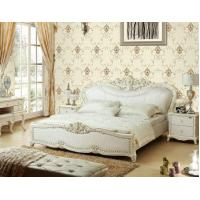 Buy cheap Embroidered flower wall cloth from wholesalers