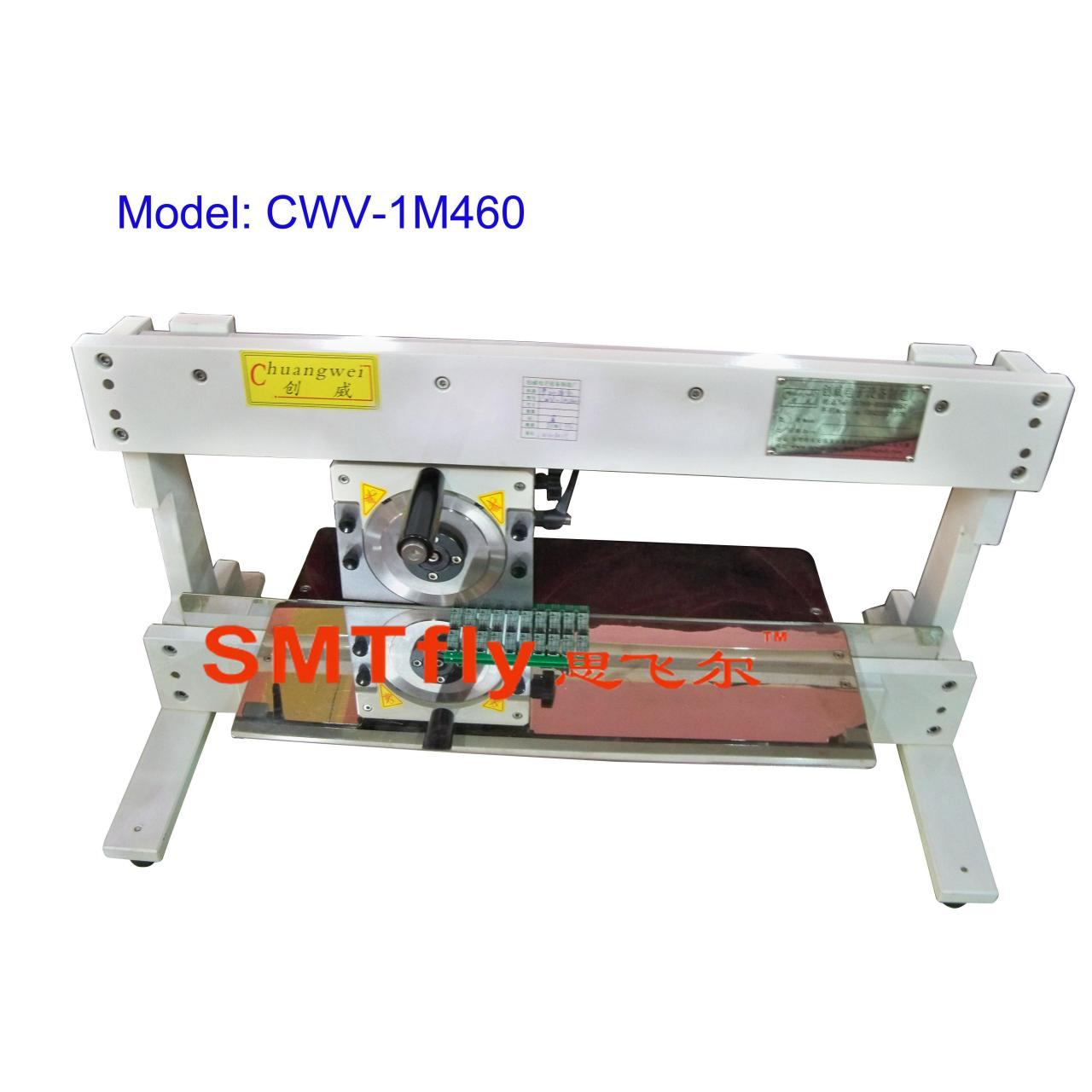 Buy cheap PCB separator Circular blade moving PCB separator machine,SMTfly-1M from wholesalers