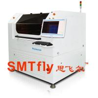 Buy cheap PCB separator fr4 pcb uv laser cutting machine with 10W laser imported from USA,SMTfly-5L from wholesalers