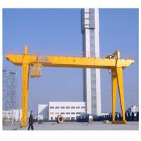 Wholesale EUROMECRANES L type Single Girder Gantry Cranes from china suppliers