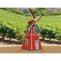 China Wind mill house for turist for sale