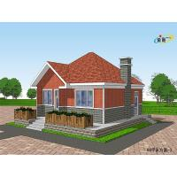 China Villige house for sale
