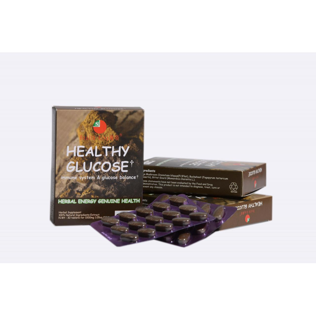 Buy cheap Herbal Medicinal Herbal Tablets HEALTHY GLUCOSE from wholesalers