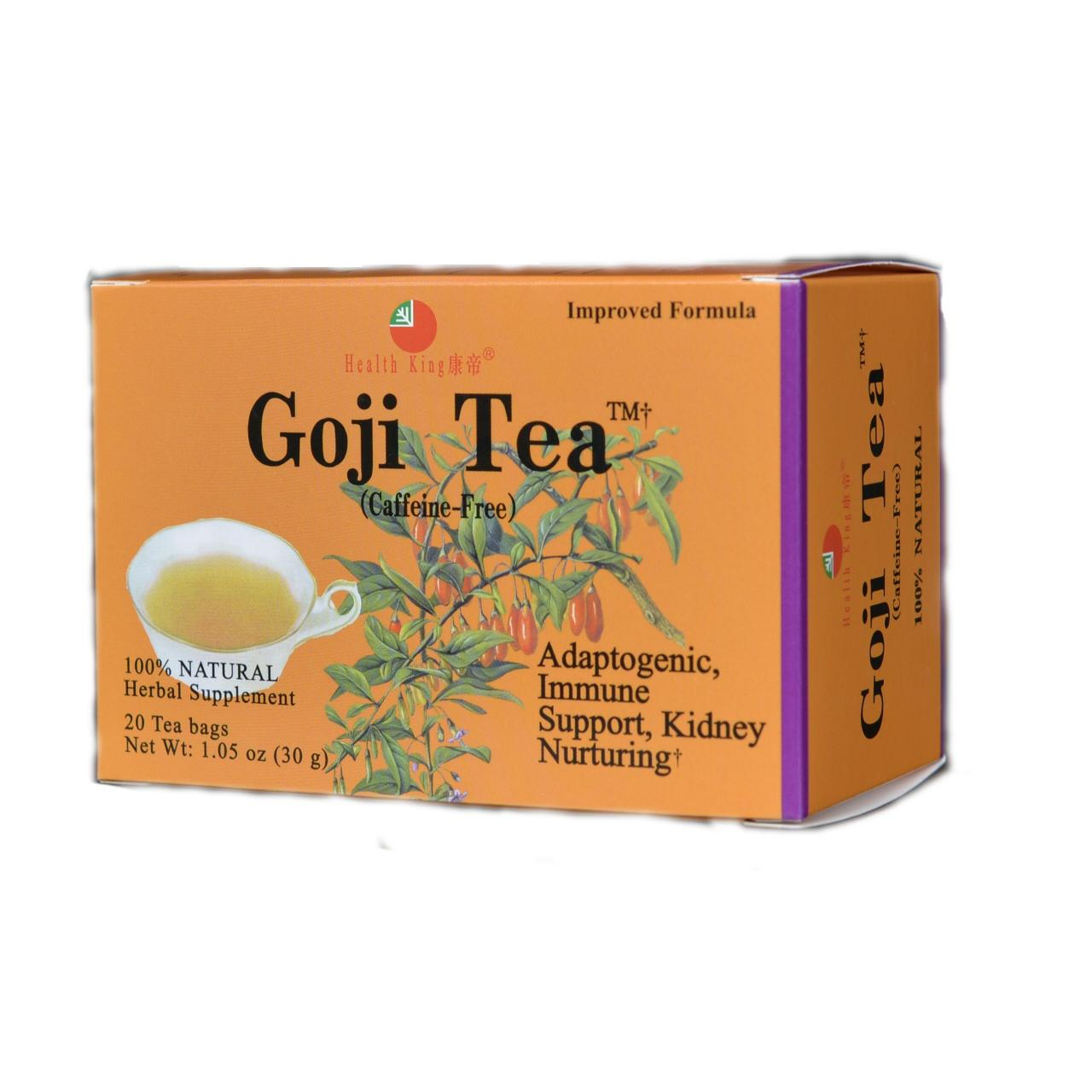 Buy cheap Natural Medicinal Herb Teas(1) Goji Tea from wholesalers