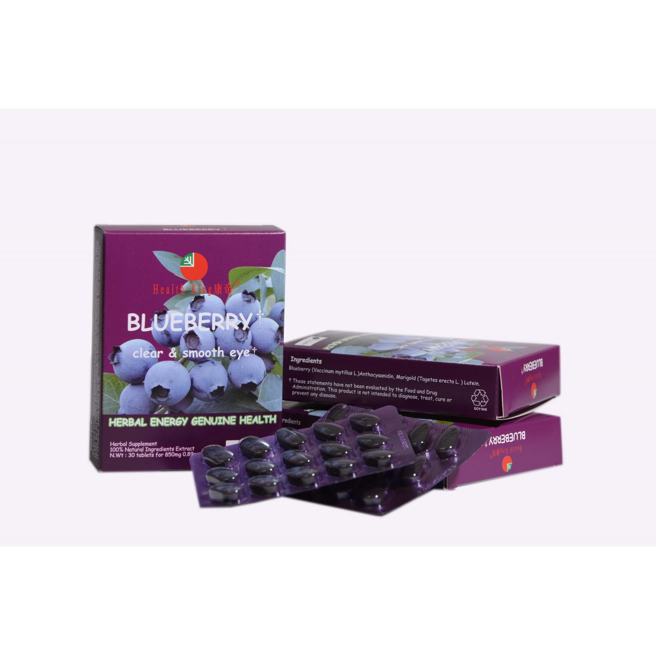 Buy cheap Herbal Medicinal Herbal Tablets BLUEBERRY from wholesalers