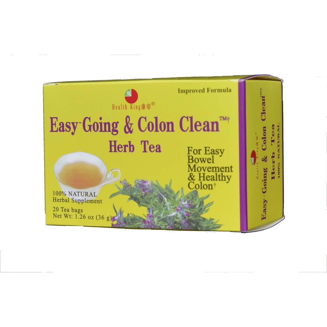 Buy cheap Natural Medicinal Herb Teas(1) Easy-Going & Colon Clean from wholesalers