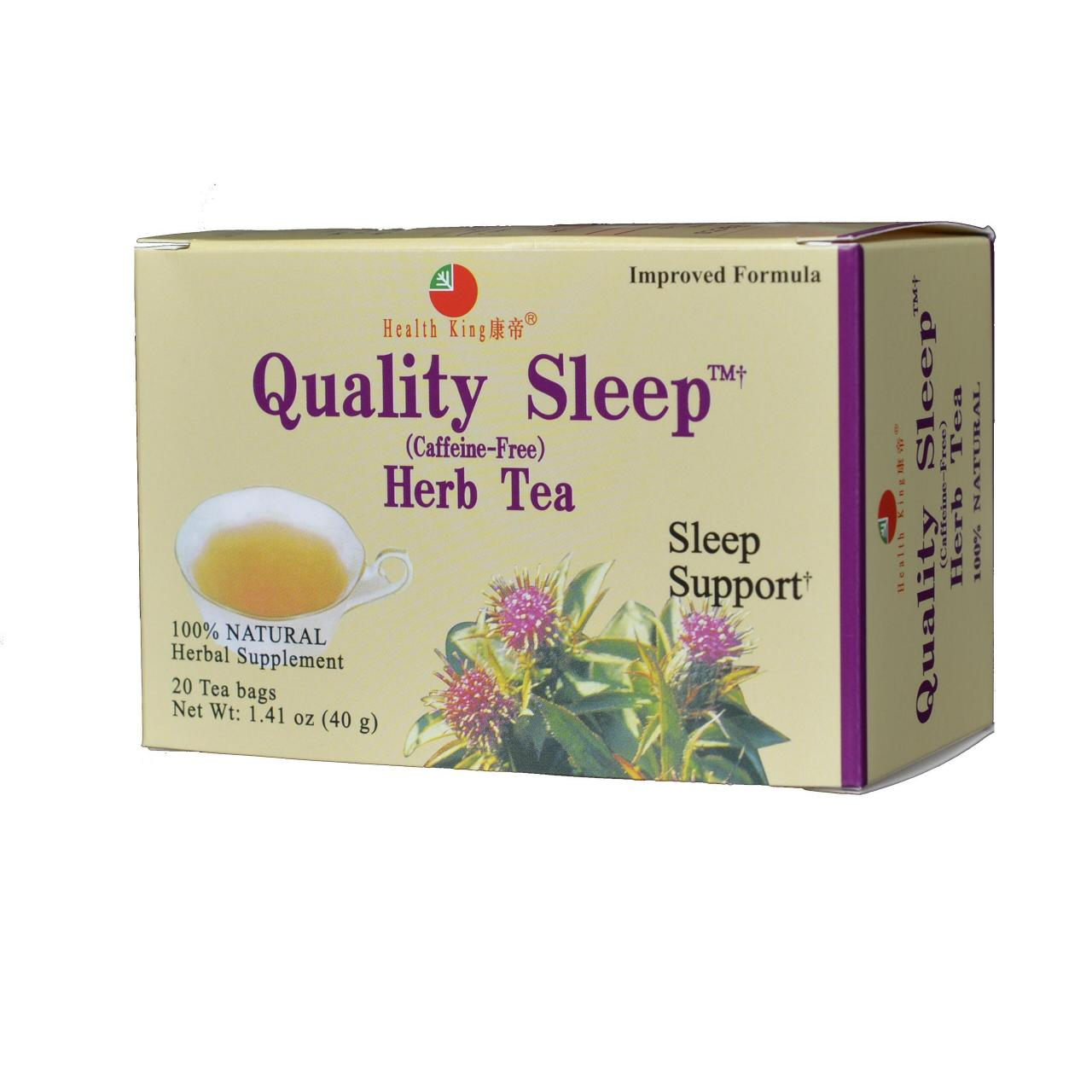 Buy cheap Natural Medicinal Herb Teas(1) Quality Sleep from wholesalers
