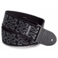 Buy cheap Dunlop D38-14GY Celtic Grey Classic Woven Nylon Guitar Strap with Leather Ends, Celtic Gray from wholesalers