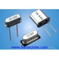 Buy cheap Precision machinery parts crystal from wholesalers