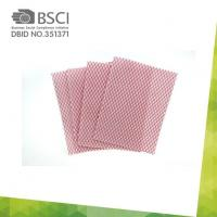 Buy cheap Chemical Bonding Nonwoven Cleaning Cloth from wholesalers