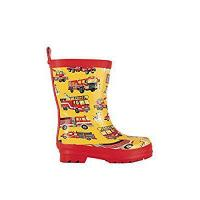 China Hatley Boys Printed Rain Boot on sale