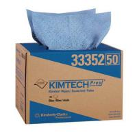 Buy cheap 33352 KIMTECH PREP WIPERS 12.1X16.8 180/CS BLUE from wholesalers