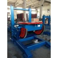 Electric Lifting Welding Turn Table , Schneider Electric Controls System Rotating Welding Table
