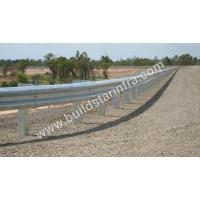 Wholesale W Beam Crash Barrier from china suppliers