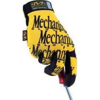 China Full Finger Mechanic's Gloves - Synthetic Leather on sale