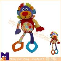 Buy cheap Baby Rattle Toys Plush Rattle Lion Toy from wholesalers