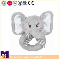 Buy cheap Baby Rattle Toys Plush Elephant Rattle for Children Gifts from wholesalers