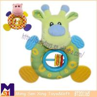 Buy cheap Baby Rattle Toys Stuffed Plush Baby Soft Rattle Toys from wholesalers