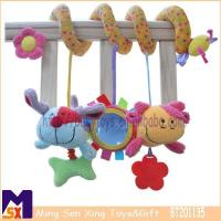 Buy cheap Baby Crib Toys Spiral Activity Toy for Baby Stroller from wholesalers