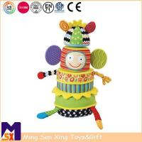Buy cheap Squeeze Toys Baby Teether Rattle Toy from wholesalers