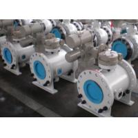 1-PC Body Cast Steel Steam Jacketed Floating Ball Valves