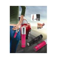 TY-A2001 4 in 1 Power Bank Car charger with LED Torch Flashlight