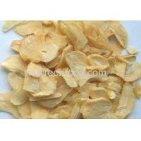 Buy cheap dehydrated vegetables dehydrated garlic flakes with roots from wholesalers