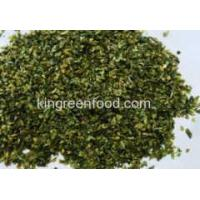 Buy cheap dehydrated vegetables dehydrated green bell pepper 3x3mm from wholesalers