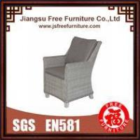 Wholesale FF15077 Aluminum Wicker Dining Chair from china suppliers