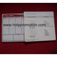 Paper Mouse Pad And Memo Pad