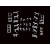 Wholesale 25mm Toy Soldiers Saladin w/Saracen Cavalry -- 42 pieces (CMF018) (25mm) from china suppliers