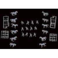 Wholesale 25mm Toy Soldiers Crusader Cavalry -- 48 pieces (CMF017) (25mm) from china suppliers