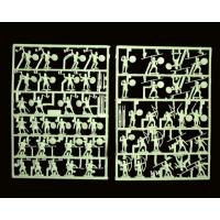 25mm Toy Soldiers Saxon Warriors -- 66 pieces (7206) (25mm)