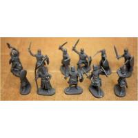 Wholesale 25mm Toy Soldiers Caesar 13th Century European Medieval Knights 34 pieces-25mm-HO-1/72 scale from china suppliers