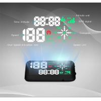 Wholesale VCAN1241 car head up display LED car multimedia hud head up display with gps module from china suppliers