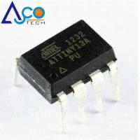 China ATTINY13A-PU Microcontroller IC 8-Bit 8PDIP for sale