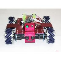 Wholesale KR0006 4WD Mecanum Wheel Beginner Mobile Robot Kit from china suppliers