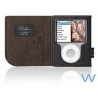 Buy cheap iPods Belkin Leather Folio for iPod nano - Black / Chocolate from wholesalers