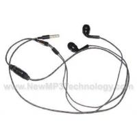 Wholesale Archos 43 Vision Earbuds with volume control for Archos 3 Vision, Archos 3cam Vision and Archos 4 from china suppliers