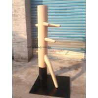 Wholesale Solid MerBau Wing Chun Wooden Dummy Wing Chun Dummy Muk Jongs from china suppliers