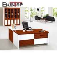 China Office desk white finish in promotion for sale