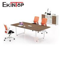Conference room table by high quality melamine panel for sale