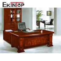 China High End High Quality Office Table / General Manager Office Table for sale