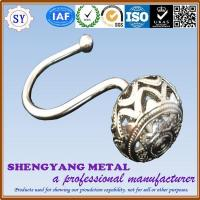 China Accessories sets for curtain poles and shower curtain poles on sale
