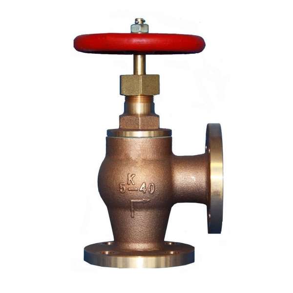 Quality Bronze angle SDNR valve JIS F7352 5K for sale