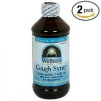 China Source naturals wellness cough syrup with wild cherry bark, 8 ounce (pack of 2) on sale