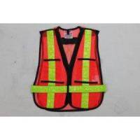 Wholesale high visibility reflective safety mesh serious vest from china suppliers