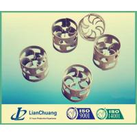 China ss304 321 316L stainless steel pall ring on sale