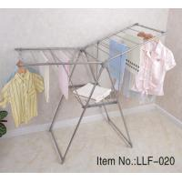 Buy cheap stainless steelfoldable cross wing airer/clothes drying rack from wholesalers
